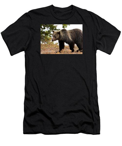 Grizz Men's T-Shirt (Athletic Fit)