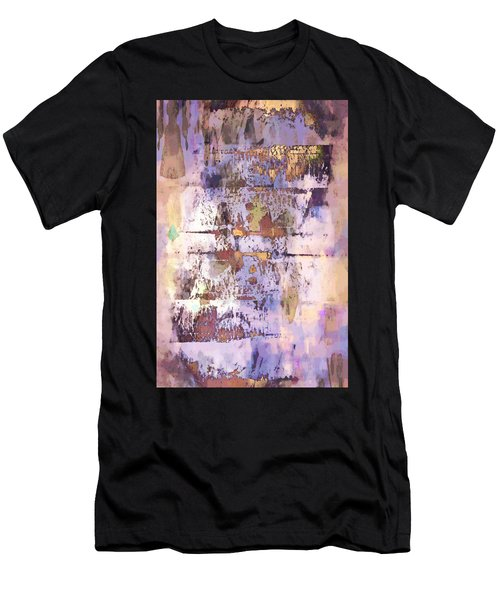 Grungy Abstract  Men's T-Shirt (Athletic Fit)
