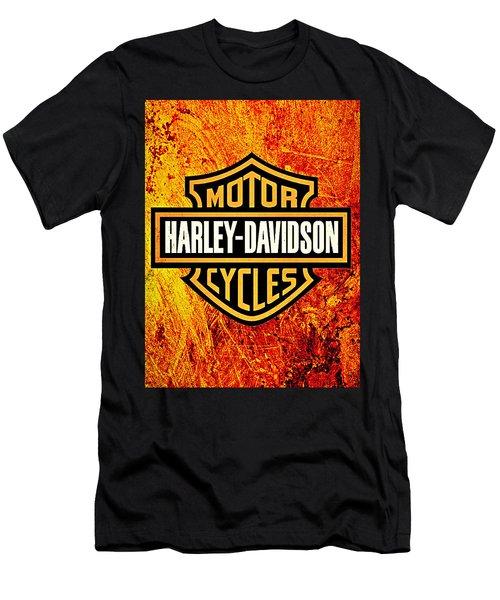 Harley-davidson Men's T-Shirt (Athletic Fit)