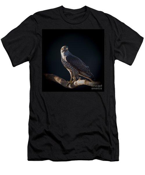Hawk-eye Men's T-Shirt (Athletic Fit)