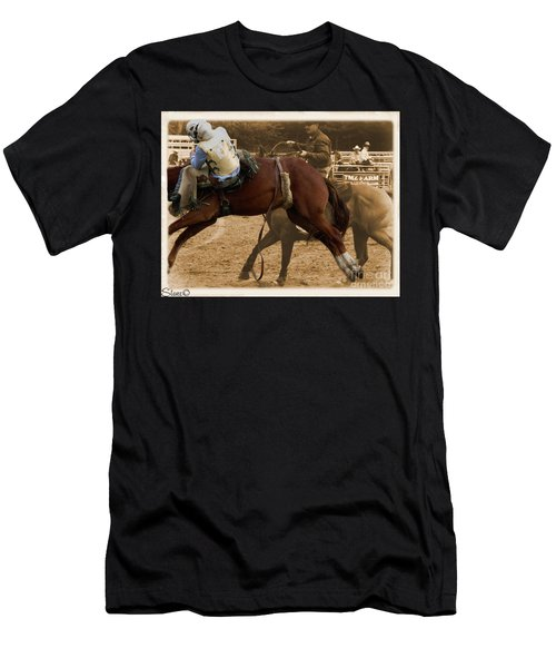 Helluva Rodeo-the Ride 6 Men's T-Shirt (Athletic Fit)