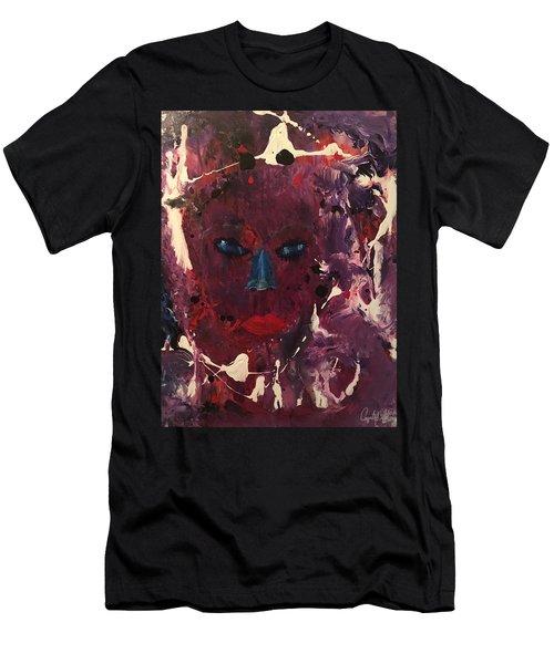 Her Men's T-Shirt (Athletic Fit)