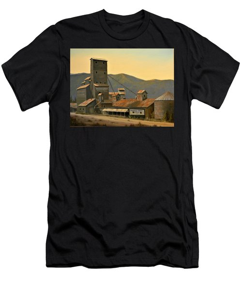 Hillbilly Highrise Men's T-Shirt (Athletic Fit)