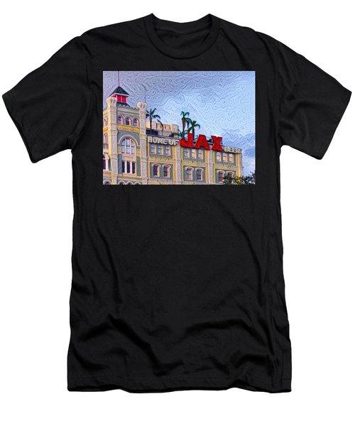 Home Of Jax Beer Men's T-Shirt (Athletic Fit)