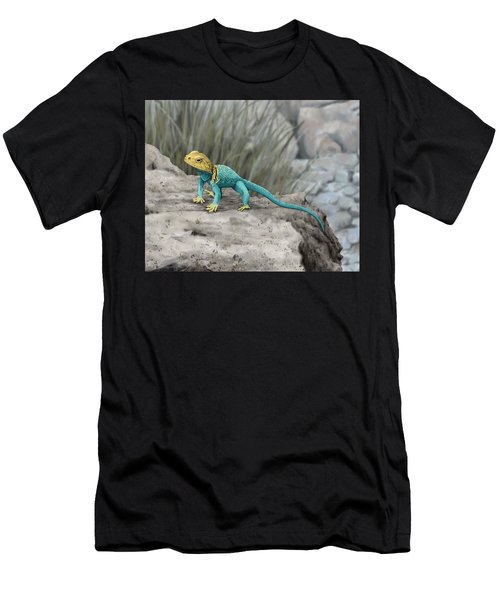 I Dare You Men's T-Shirt (Athletic Fit)