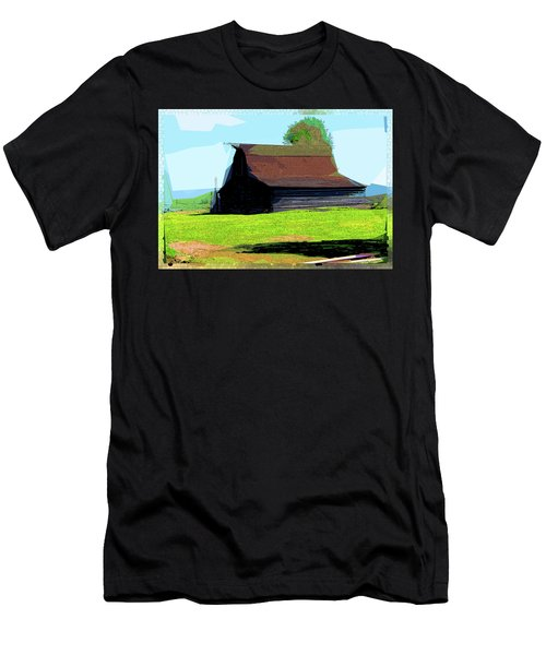 If Buildings Could Talk Men's T-Shirt (Athletic Fit)