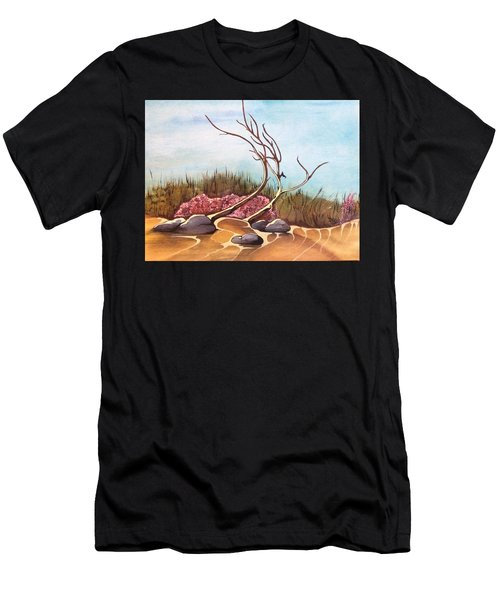In The Desert Men's T-Shirt (Athletic Fit)