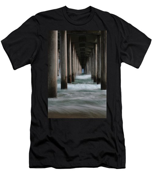 Men's T-Shirt (Athletic Fit) featuring the photograph Infinity by Edgars Erglis