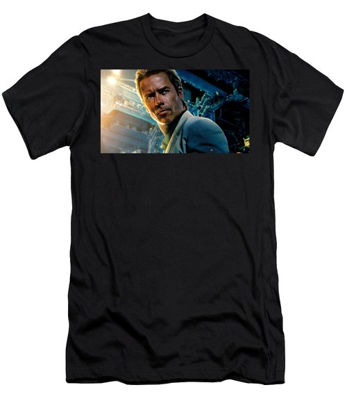 Iron Man 3 Men's T-Shirt (Athletic Fit)