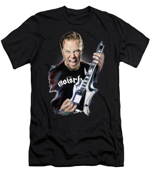 James Hetfield Men's T-Shirt (Athletic Fit)