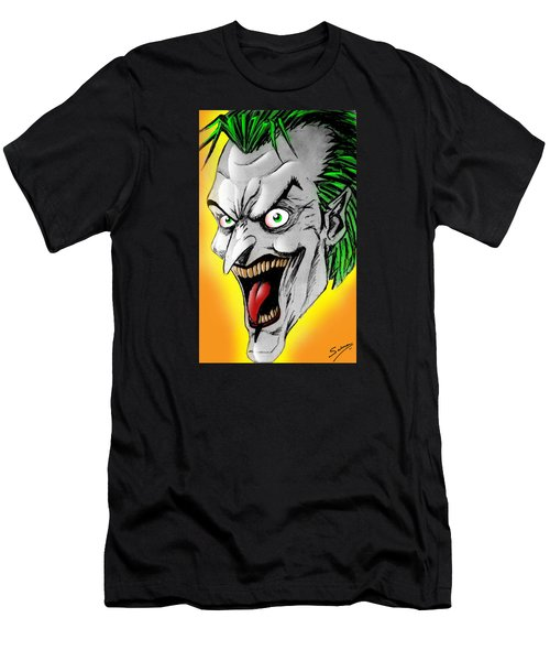 Joker Men's T-Shirt (Slim Fit) by Salman Ravish