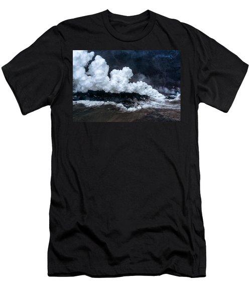 Kapoho Ocean Entry Men's T-Shirt (Athletic Fit)