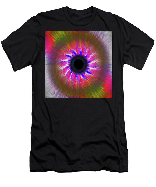 Keeping My Eye On You Men's T-Shirt (Athletic Fit)