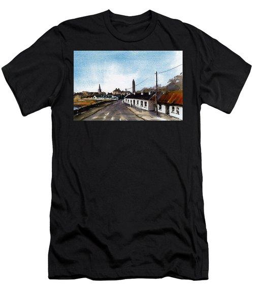Killala Village Mayo Men's T-Shirt (Athletic Fit)