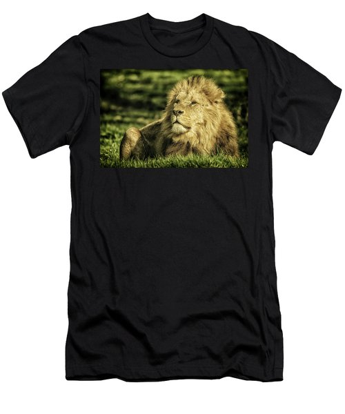 King Men's T-Shirt (Athletic Fit)