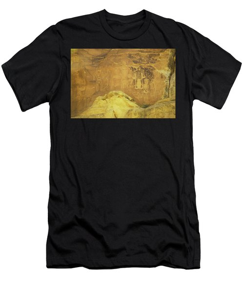 Kings Panel Men's T-Shirt (Athletic Fit)