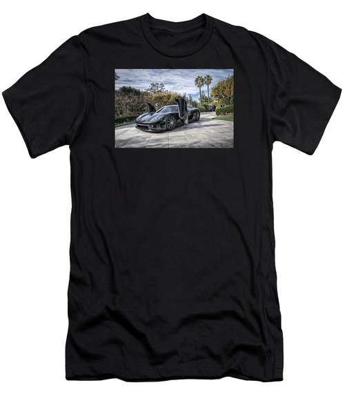 Koenigsegg Ccx Men's T-Shirt (Athletic Fit)
