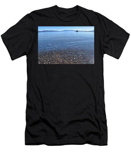 Lake Tahoe Men's T-Shirt (Athletic Fit)