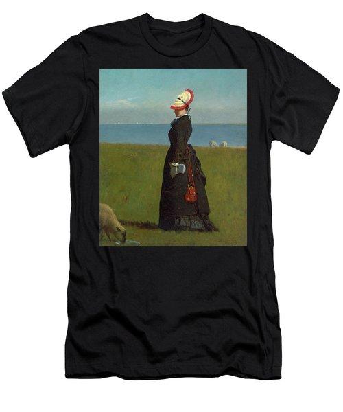 Lambs Nantucket Men's T-Shirt (Athletic Fit)