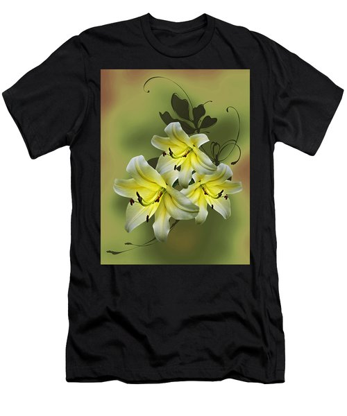 Lily Trio Men's T-Shirt (Athletic Fit)