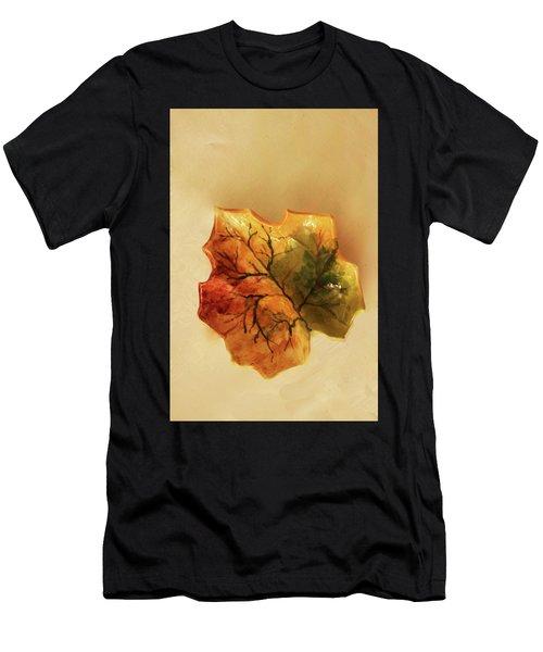 Little Leif Dish Men's T-Shirt (Athletic Fit)