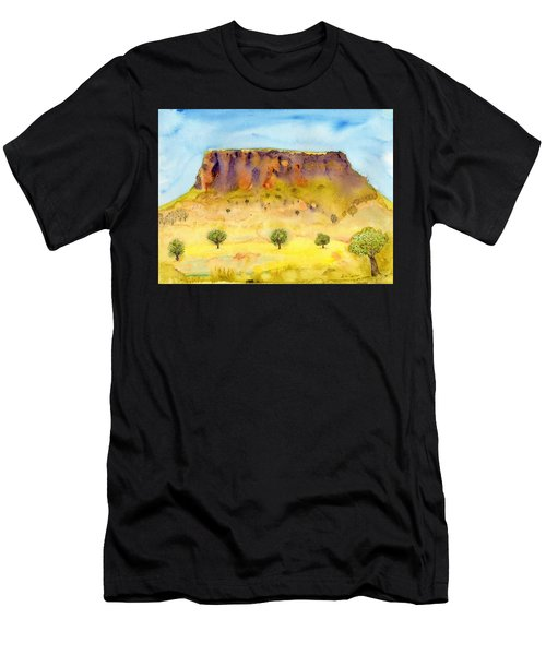 Little Table Mountain Men's T-Shirt (Athletic Fit)