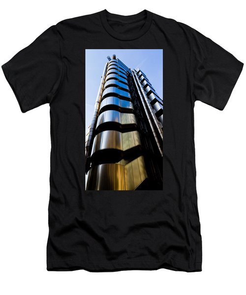 Lloyds Of London  Men's T-Shirt (Athletic Fit)