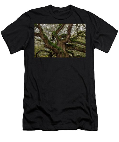 Looking Up..... Men's T-Shirt (Athletic Fit)