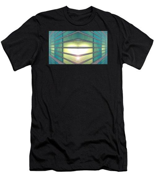 Luminous Corner Men's T-Shirt (Slim Fit) by John Norman Stewart