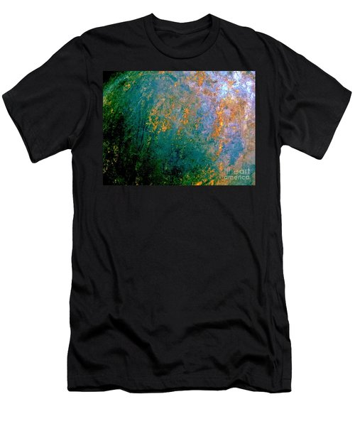 Lush Foliage Men's T-Shirt (Athletic Fit)