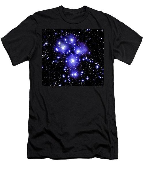 M45 Pleiades Men's T-Shirt (Athletic Fit)
