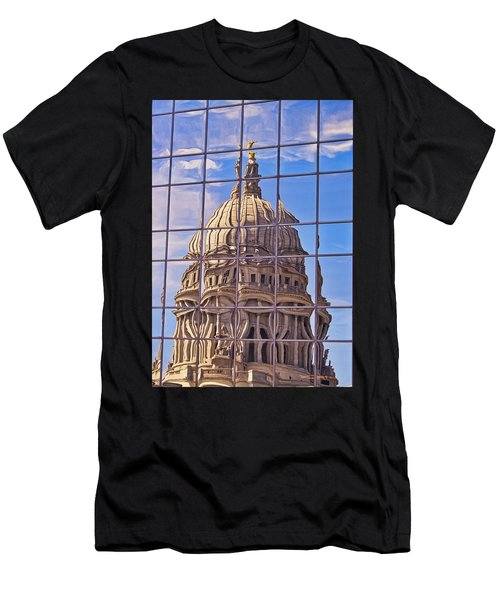 Madison Capitol Reflection Men's T-Shirt (Athletic Fit)