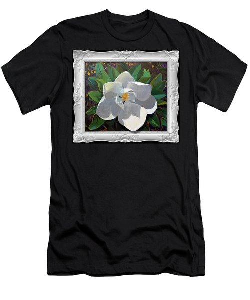 Magic Magnolia Men's T-Shirt (Athletic Fit)