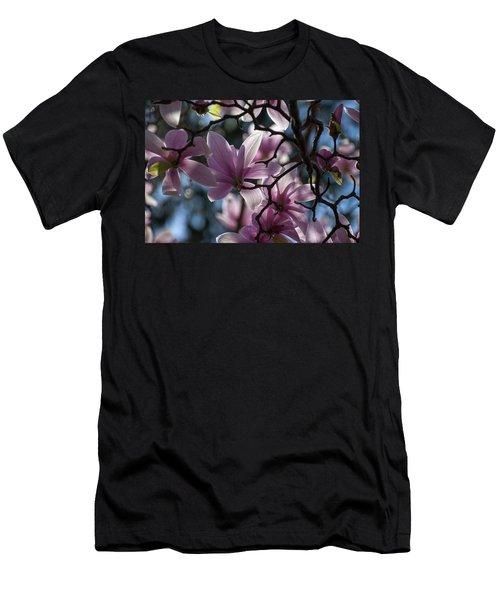 Magnolia Net - Men's T-Shirt (Athletic Fit)