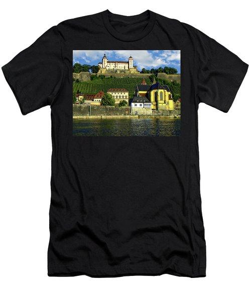 Marienberg Fortress Men's T-Shirt (Athletic Fit)