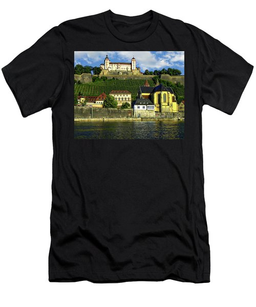 Marienberg Fortress Men's T-Shirt (Athletic Fit)