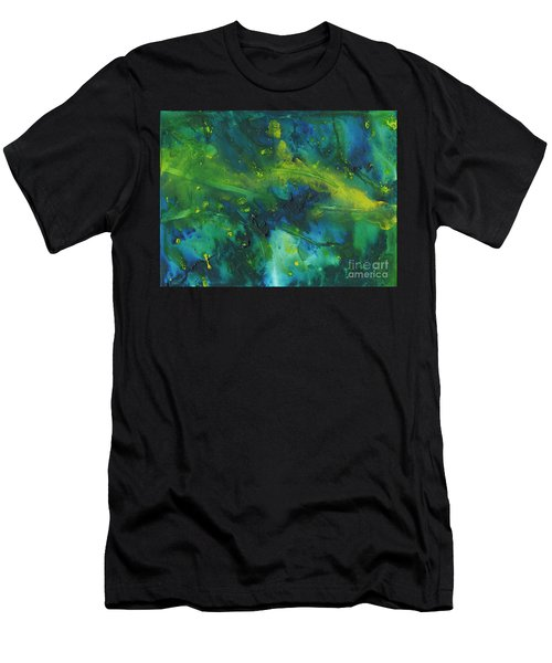 Marine Forest Men's T-Shirt (Athletic Fit)