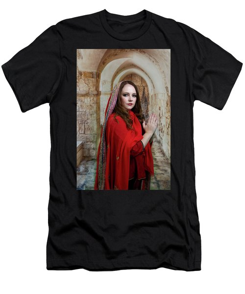 Mary Magdalene Men's T-Shirt (Athletic Fit)