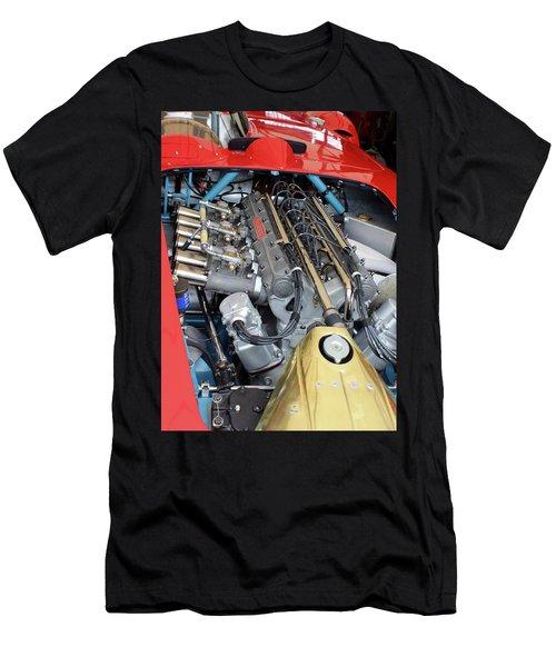Maserati Engine Men's T-Shirt (Athletic Fit)
