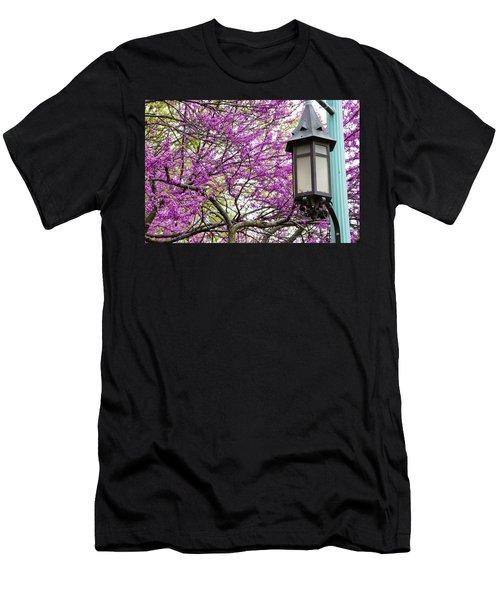 Michigan State University Spring 7 Men's T-Shirt (Slim Fit) by John McGraw