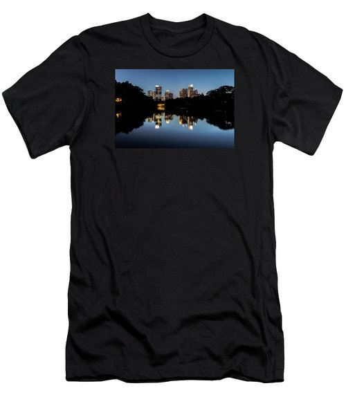 Midtown Skyline Men's T-Shirt (Athletic Fit)