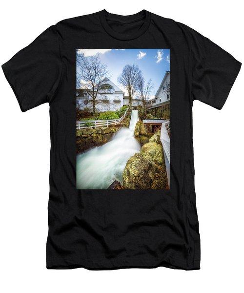 Mill Falls Men's T-Shirt (Athletic Fit)