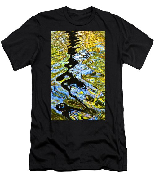 Mill Pond Reflection Men's T-Shirt (Athletic Fit)