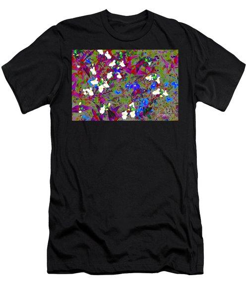 Mixed Salad  Men's T-Shirt (Athletic Fit)