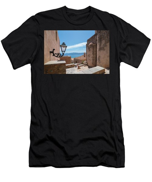 Monemvasia / Greece Men's T-Shirt (Athletic Fit)