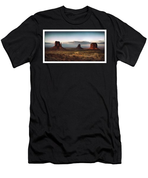 Monument Valley Men's T-Shirt (Athletic Fit)