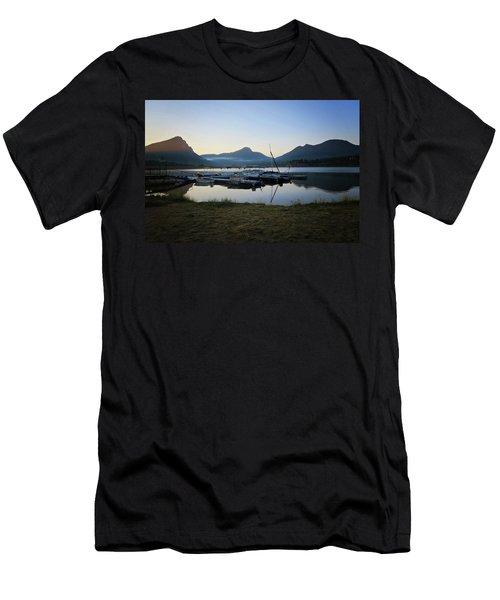 Morning Fog Men's T-Shirt (Athletic Fit)