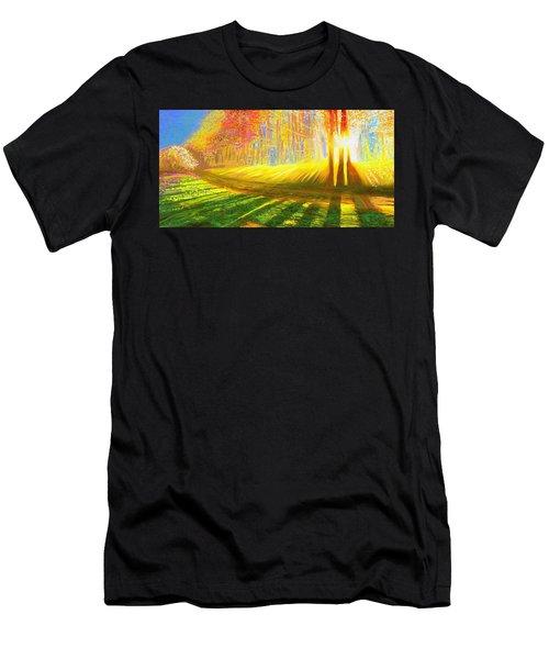 Morning Men's T-Shirt (Athletic Fit)