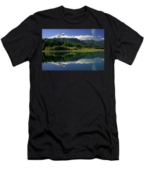 Mount Baker Men's T-Shirt (Athletic Fit)