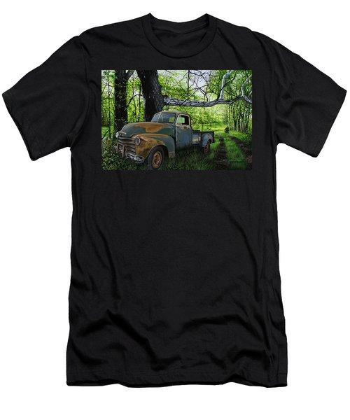 The Ol' Mushroom Hauler Men's T-Shirt (Athletic Fit)